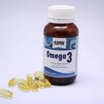 >Aspen Nutrition is giving away 100 bottles of Omega 3 Fish Oil 1000mg