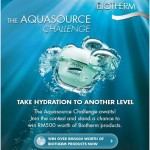 Biotherm: Free Aquasource Sample at any Biotherm counters