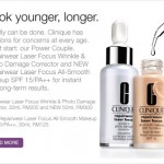 >Clinique: Win a bottle of Repairwear Laser Focus Wrinkles & Photo Damage Corrector