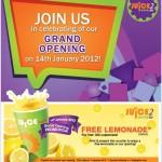 Juice Works: Free Lemonade (450ml)
