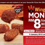 Pizza Hut: WingStreet Hot Coupon