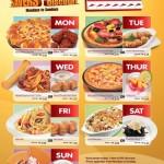 Pizza Hut: Everyday @ Half Price!!