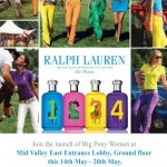Ralph Lauren: Free Big Pong Women Fragrance Sample
