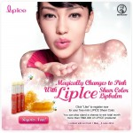 LipIce: Free mini LipIce Sheer Color Giveaway