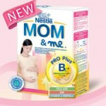 Nestle: Free NESTLÉ Mom & Me Sample Pack Giveaway (350g)