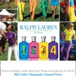 Ralph Lauren: Free Big Pony Women Fragrance Sample Giveaway