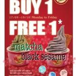 Kindori Ice Cream: Buy 1 Free 1 Promotion