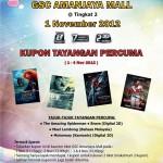 Golden Screen Cinemas Amanjaya Mall: Free Screening Giveaway