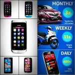 Nokia: This the season to be showered with cool prizes!