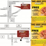 Pizza Hut Delivery: Buy 1 Free 1 Regular Pizza Promotion