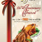 RasaMas: One Day Only Buy 1 Free 1 Promotion