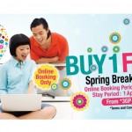 Genting Spring Break Room Fair: Buy 1 Free 1 Room Promotion!!