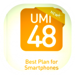 U Mobile: 2GB High Speed Quota, 100 Mins Free Call and 30 SMS @ RM48 only!!