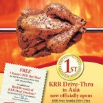 Kenny Rogers Roasters: Free Kenny's RED Hot Meal and RM100 Meal Vouchers Giveaway!!