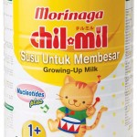 Morinaga: Register For Free 400g Chil-mil Growing Formula Milk Samples!!