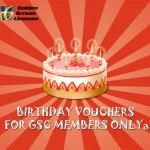 GSC Malaysia Birthday FREE Movie Tickets Coupon Giveaway Malaysia Promotion
