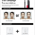 Shu Uemura: Enjoy Free Eye Opening Trial Campaign and Free Samples Giveaway!!
