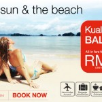 Malindo Enjoy The Sun and The Beach Promotion: Fly to Bali for only RM99!!