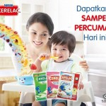 Nestlé Malaysia: Deliver Free Cerelac Infant Cereal Samples To Doorstep Promotion 2014