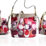 Coach: Ashley Scarf Print Bag Collection @ 70% Discount!!