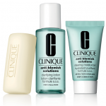 Clinique: Free Anti Blemish Solutions Trial Kit Giveaway!!