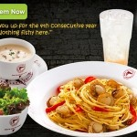 The Manhattan FISH MARKET: Enjoy Shrimp Aglio Olio OR Scallop Americana Set Meal for only RM17!!