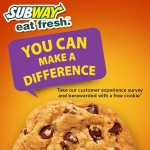 Subway Malaysia Promotion: Complete the Survey and Enjoy Free Cookies!!