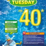 Sunway Lagoon Quack-Tastic Promotion: Enjoy All Parks Tickets for only RM40!!
