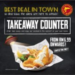 The Manhattan Fish Market: Enjoy Fish 'n Chip from only RM6.99 onwards!!