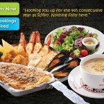 The Manhattan FISH MARKET: Enjoy Manhattan Star Platter @ 50% Discount!!