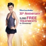 Marie France Bodyline: 3,000 Free Treatments Giveaway!!