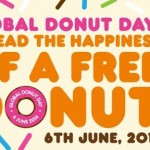 Dunkin' Donuts FREE Donut on Global Donut Day!!