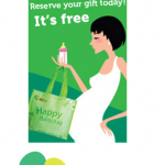 BaiBoo Malaysia Promotion: Receive Free Happy Baby Bag Giveaway!!
