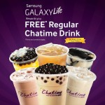 Chatime Malaysia Promotion: Enjoy Free Regular Chatime Drink Giveaway!!