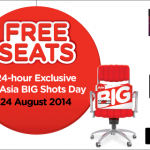 Air Asia: Redeem for Free Seats Promotions!!