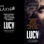 Golden Screen Cinemas Malaysia Promotion: Free Lucy Movie Tickets Giveaway!!
