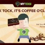 MyTeksi Promotion FREE Wonda Coffee Giveaway!