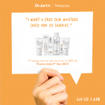 Dr. Jart FREE Skincare Samples Giveaway Malaysia Promotion