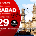 Air Asia Hyderabad Promotion 2015