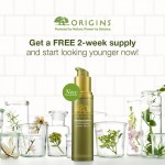 Origins Plantscription Anti-Aging Serum FREE Samples Giveaway Malaysia Promotion