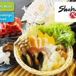 Shabu Ten All-You-Can-Eat Shabu Shabu Buffet for 2 People at only RM49.90