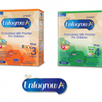 Enfagrow A+ FREE Trial Samples Giveaway! Choose from Enfamama A+, Enfagrow A+ Step 3, Enfagrow A+ Step 4 and Enfagrow A+ Step 5