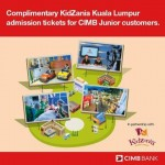 Kidzania KL Free Entrance Ticket Giveaway Malaysia Promotion