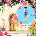 L'OCCITANE Hand Cream FREE Sample Giveaway Promotion Malaysia