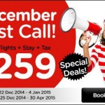 AirAsiaGo Promotion for Year 2015