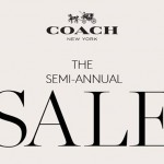 COACH Malaysia Outlets Semi Annual Sale Promotion 2014 / 2015