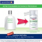 Eucerin DermoPURIFYER Cleanser worth RM25 Giveaway for FREE!