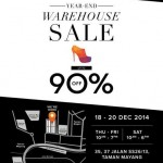 Lewre Malaysia Year End Warehouse Sale December 2014