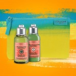 L'OCCITANE FREE Aromachologie Repairing Shampoo & Conditioner Giveaway
