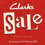 Clarks Malaysia Sale 2015